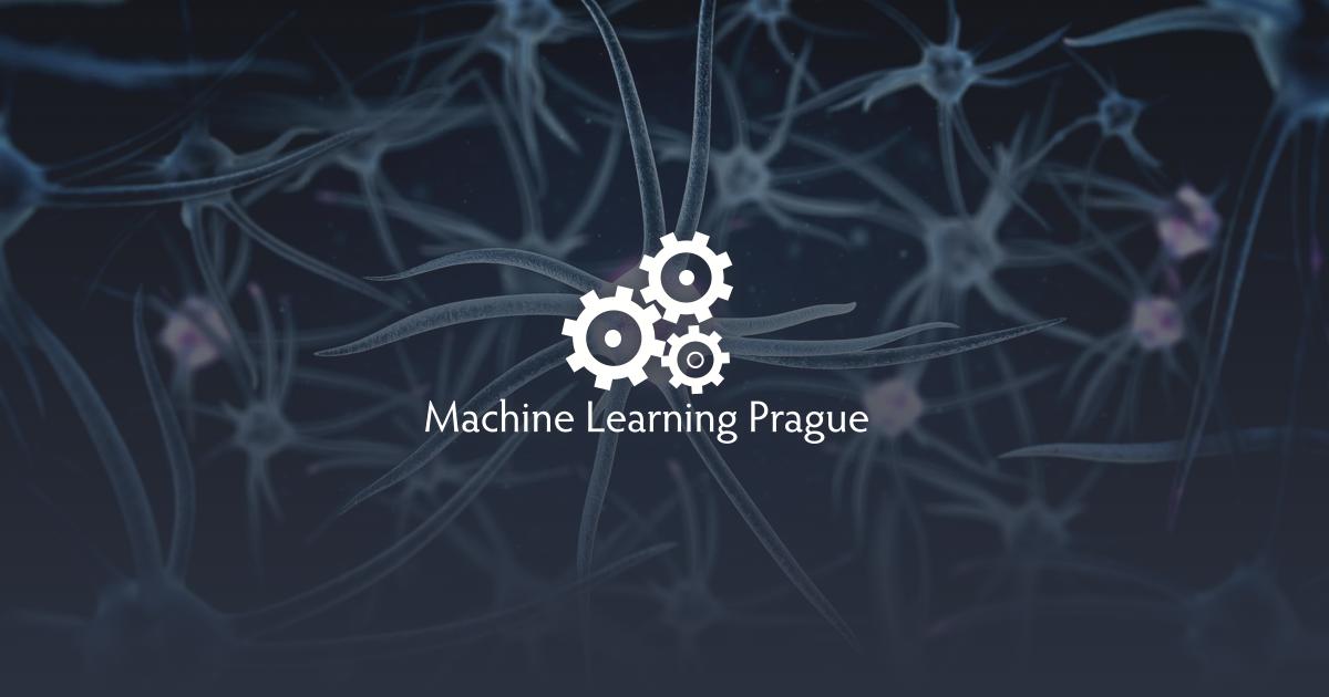 Machine Learning Prague 2020