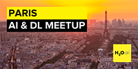 Paris Artificial Intelligence Deep Learning